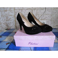 Туфли черные, 39 размер