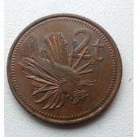 2 тойя 1996 года Папуа-Новая Гвинея - из коллекции