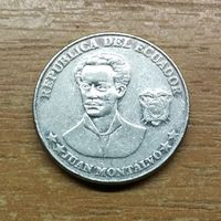 Эквадор 5 сентаво 2003 (1)