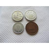Монеты Китая и Японии.