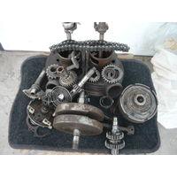 Мотоцыкл кол валы от разных двигателей