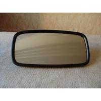 Наружное зеркало заднего вида овальное плоское для автобусов и грузовых автомобилей.(2).