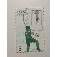 Куба 1990. Чемпионат мира по футболу.