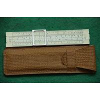 Логарифмическая линейка ( малая )  14,5 см