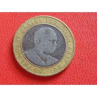 Кения 10 шиллингов 1995 г.