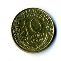 10 сантим 1998