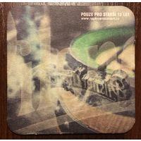 Подставка под пиво Pilsner Urquell No 28 /Чехия/