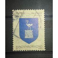 Венгрия,герб пригород Будапешта