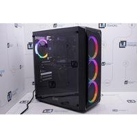 ПК Powercase - 3997 AMD Ryzen 7 2700X (16Gb,  500Gb SSD +2Tb HDD,  GTX 1070). Гарантия