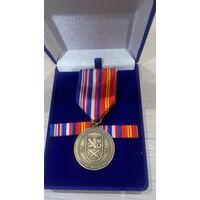 Юб. медаль. Чехия. 70 лет окончания 2-й мировой войны.