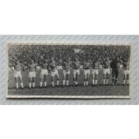 Футболисты стадион  Динамо Минск  1960-е годы