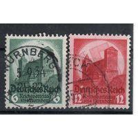 Рейх 1934 съезд Нюрберг полная серия