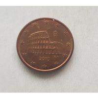 5 евроцентов 2010 Италия