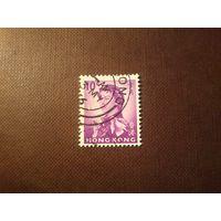 Британский Гонконг 1962/72 гг. Елизавета - II.