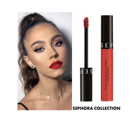 SEPHORA COLLECTION Cream Lip Stain Жидкая губная помада 01 Always Red
