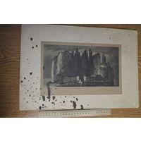 Гравюра А. Беклин, Остров мертвых, картина 5.