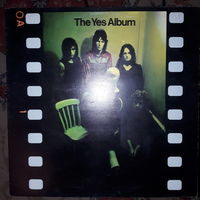 YES - 1971 - THE YES ALBUM (UK) LP