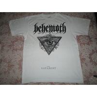 Футболка Behemoth - The Satanist