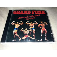 Grand Funk-all the gierls in the warld Beware!!! 1974  Japan