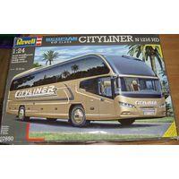 REVELL 1:24 Сборная модель автобуса NEOPLAN N 1216 HD