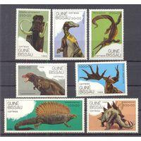 Гвинея-Бисау  фауна Динозавры