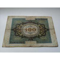 100 марок 1920 года