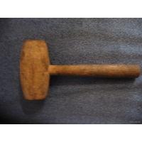 Киянка деревянная возможен обмен на монеты