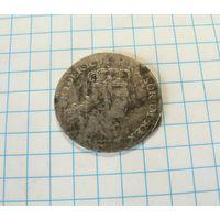 6 грошей 1756 Пруссия.