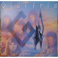 Giuffria - Silk + Steel, 1986, LP, USA