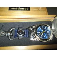 С 1 рубля.Часы Residence Switzerland Швейцария для активного отдыха.Новые.