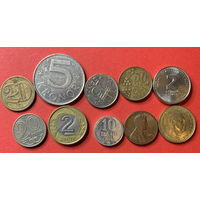 10 монет из 10 стран - 5