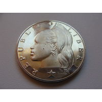 Либерия. 1 доллар 1972 год КМ#18а.2