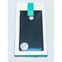 1785-1786 Чехол для Xiaomi Redmi 5 Plus пластик, синий