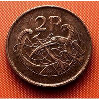 107-15 Ирландия, 2 пенса 1992 г.