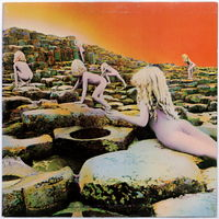 LP Led Zeppelin 'Houses of the Holy'