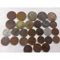 Монеты старой Европы