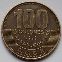 Коста-Рика, 100 колон 2007 г