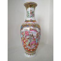 Ваза Китай ручная роспись