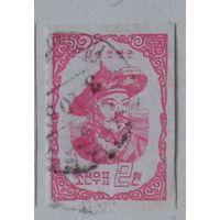 Адмирал Ли Сун Син. Северная Корея. Дата выпуска: 1957