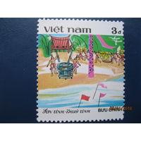 Вьетнам 1987 год. Вьетнамские легенды