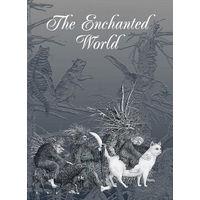 The Enchanted World. (Волшебный мир). На английском языке. Художник Валерий Славук