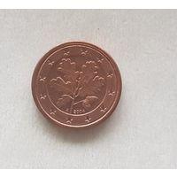 1 евроцент 2004 Германия A