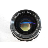 Объектив Nikon Nikkor-NC 35mm 1:1.4 Ai