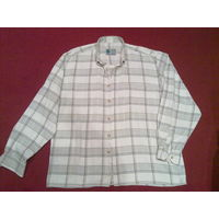 Рубашка мужская JOHN ADAM большого размера