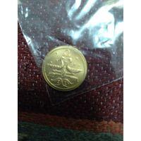 Весы монета банка РФ золото 3,11