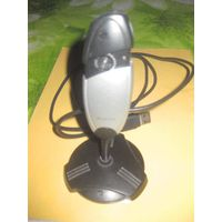 Веб-камера A4Tech PKS-635K (SILVER+BLACK)
