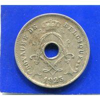 Бельгия 5 сантимов 1923 , BELGIQUE