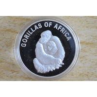 Уганда 1000 шиллингов 2003