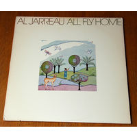 "Al Jarreau ""All Fly Home"" LP, 1978"