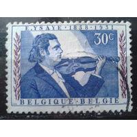 Бельгия 1958 Дирижер и музыкальный педагог